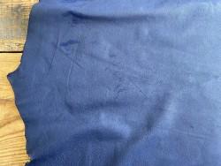 Défauts sur la peau de mouton bleu cuirenstock