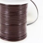 Lacets cuir plats 3mm