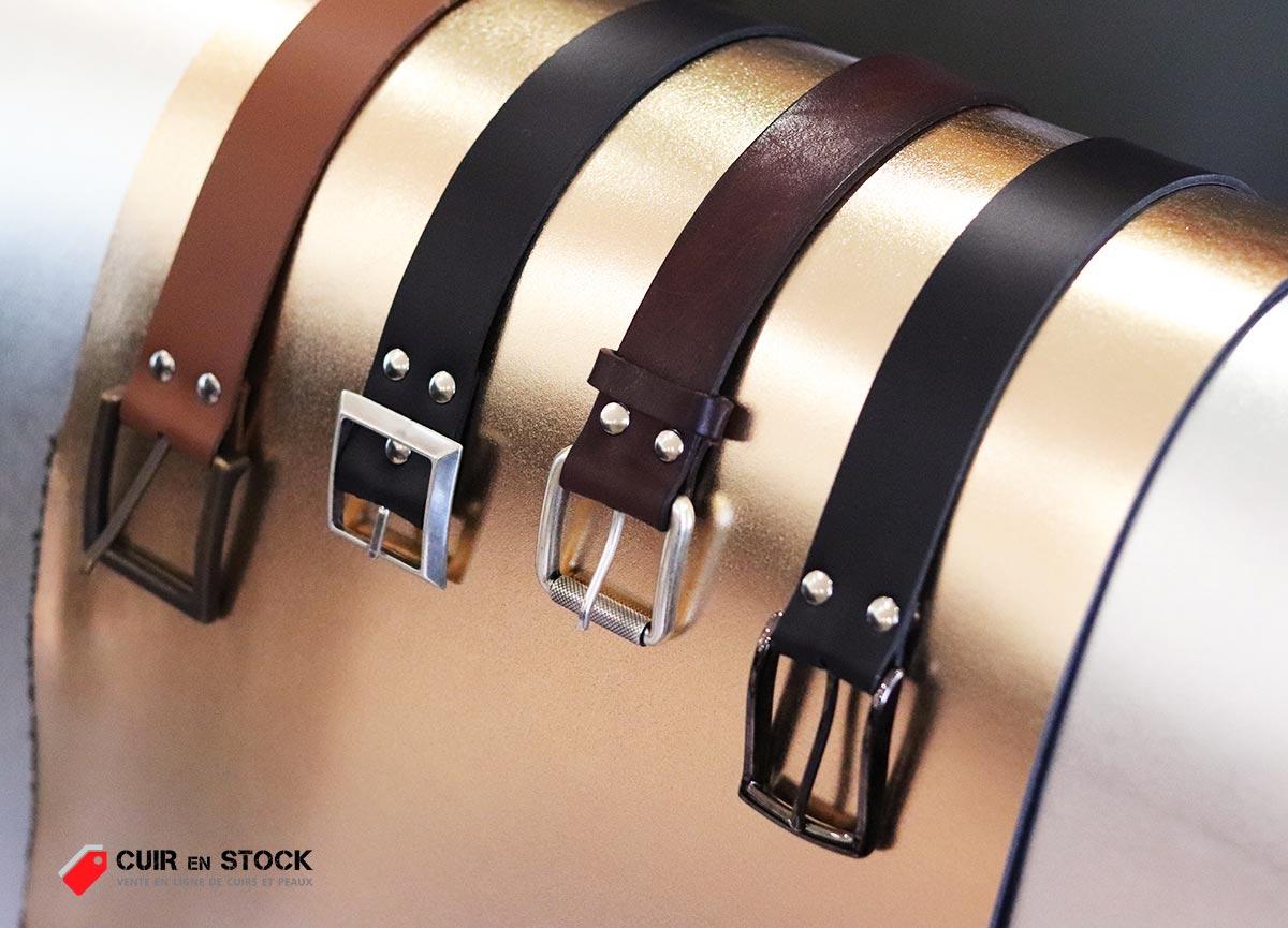 boucles de ceinture en cuir bouclerie vente de cuir