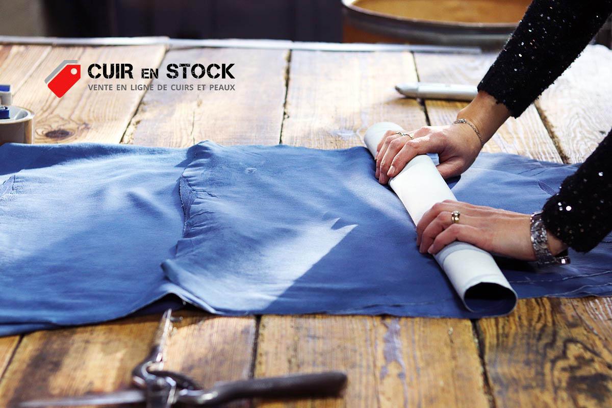 Cuir en Stock vente de cuir atelier Tarn