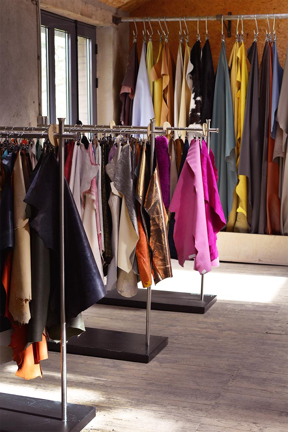 Cuir en Stock - Atelier vente de cuirs et peaux