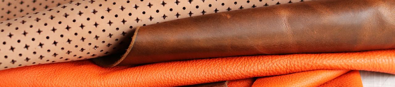 vente chutes de cuir épais luxe coloré métallisé cuirenstock