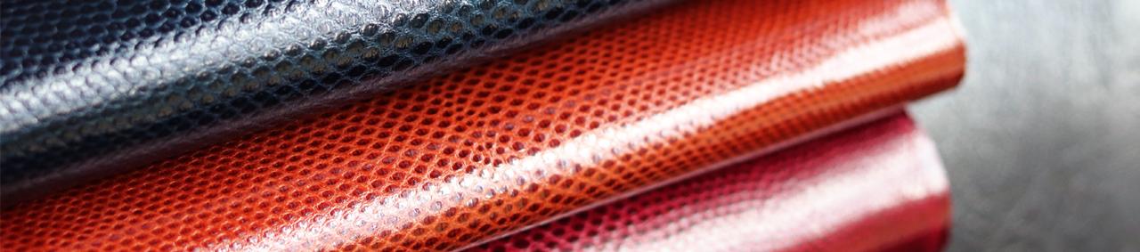 peau exotique cuir de karung cuirenstock