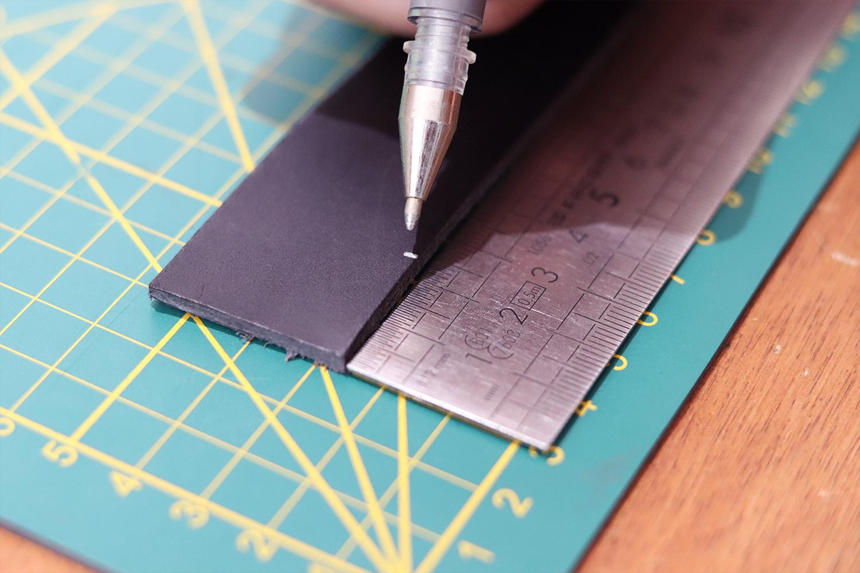 fabrication ceinture en cuir cuirenstock