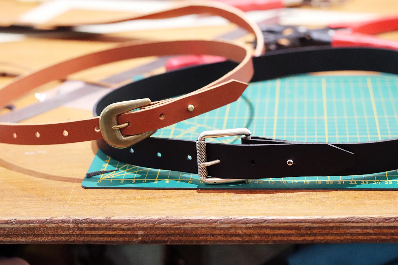 ceintures en cuir de qualité cuirenstock tarn france
