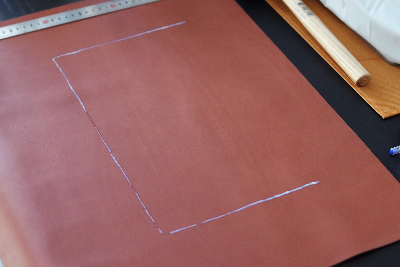 colle pour cuir cuirenstock tutoriel DIY
