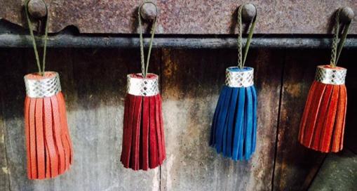 TUTO : comment réaliser votre pompon en cuir