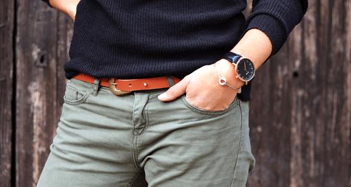 TUTO : Comment fabriquer une ceinture en cuir sans couture